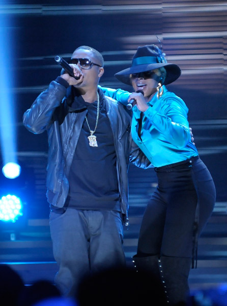 Mary J. Blige & Nas at Lakeview Amphitheater