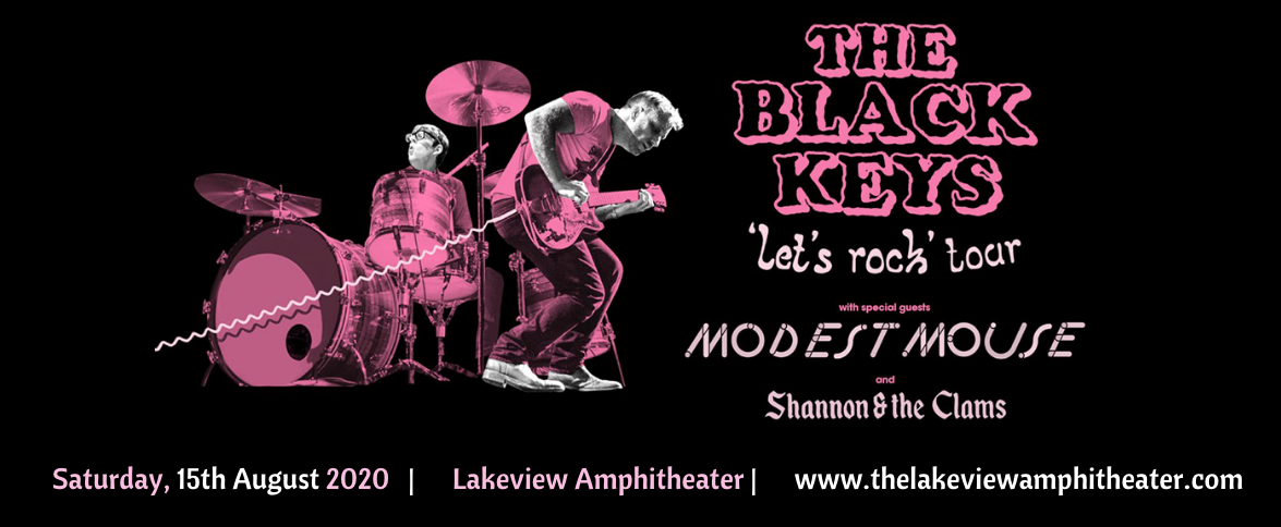 The Black Keys at Lakeview Amphitheater