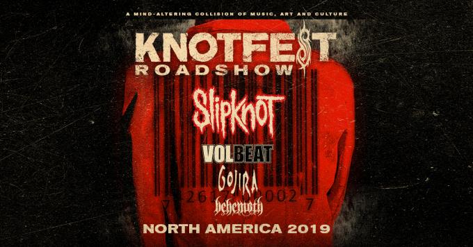 Knotfest Roadshow: Slipknot, Killswitch Engage, Fever333 & Code Orange at Lakeview Amphitheater