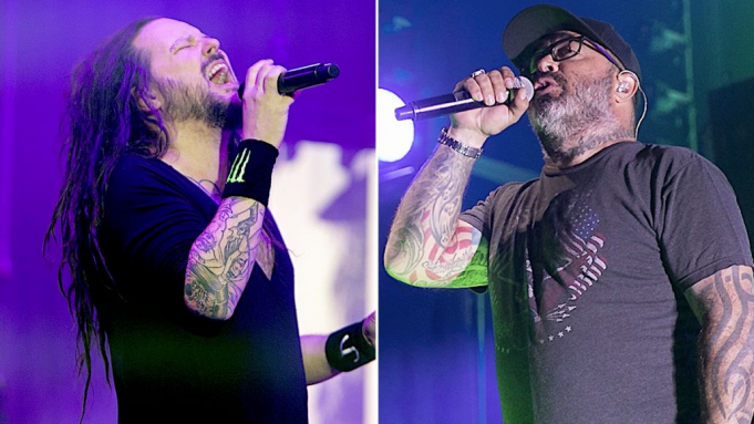 Korn & Staind [CANCELLED] at Lakeview Amphitheater